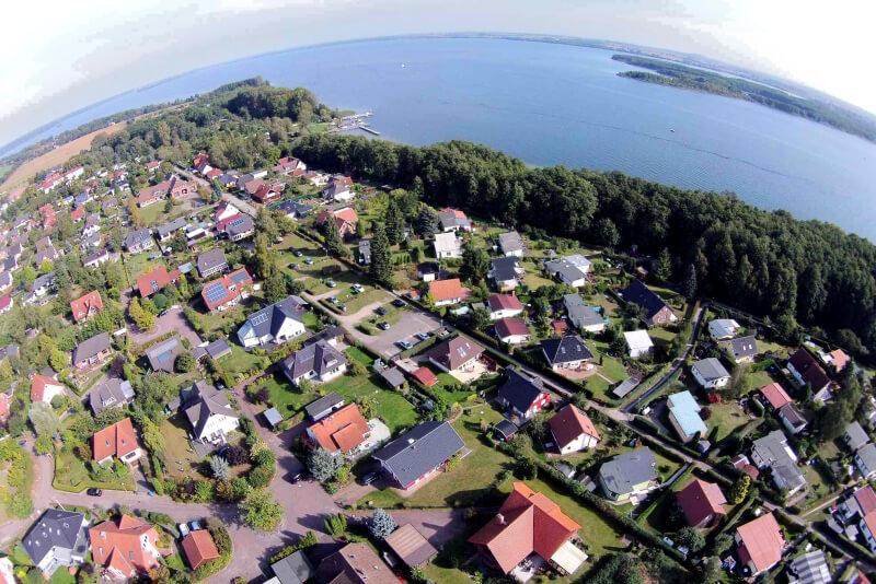 Urlaub am Wasser - der Schweriner See